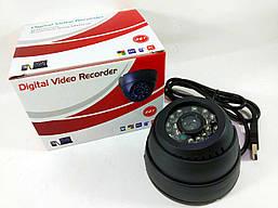 Камера видеонаблюдения внутренняя цветная Digital Camera 349 USB с записью на карту памяти