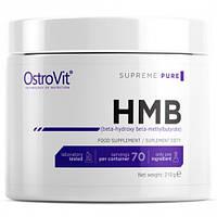 Антикатаболическая добавка OstroVit - HMB (210 грамм)