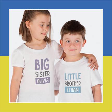 Печать на детских футболках, фото 2