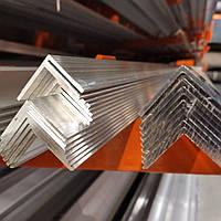 Уголок алюминиевый 20х20х2х3000мм АД31