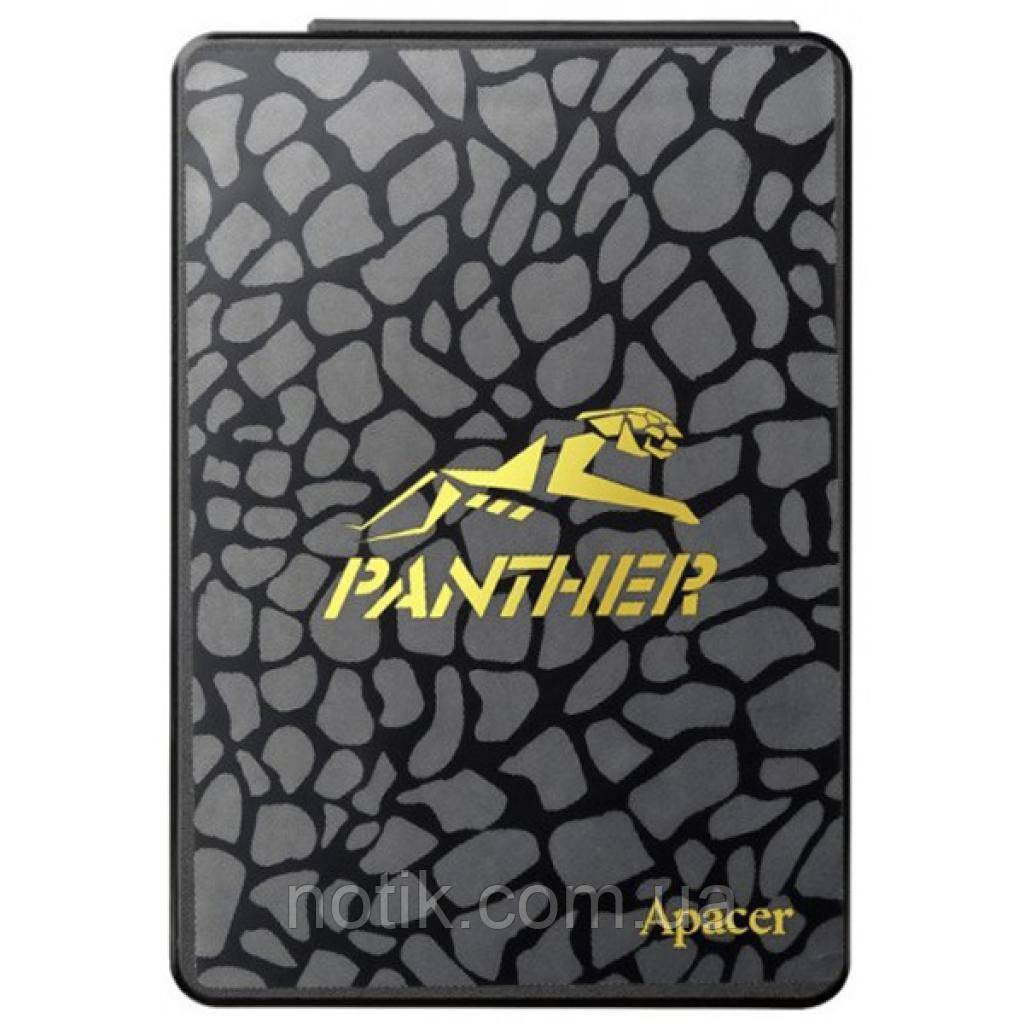"""Твердотельный накопитель 240Gb, Apacer AS340 Panther, SATA3, 2.5"""", TLC, 505/410 MB/s (AP240GAS340G) (Bulk)"""