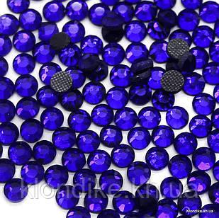 Стразы горячей фиксации DMC, ss10(2.8 мм), Стекло, Цвет: Синий (935) (1440 шт.)