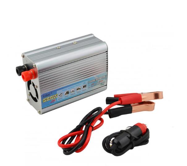 Автомобильный инвертор TBE преобразователь напряжения 12-220V 500W