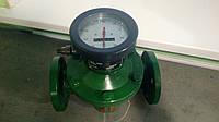 Счетчик ОГМ-I-40 М (50-266 л/хв) с механическим дисплеем (стальные шестерни), фото 1