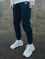 Весенние спортивные штаны синие Staff logo2 navy EE0134