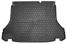 """Килимки багажника SKODA Octavia A7 (2013>) (II універсал) (з """"вухами"""")"""