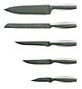 Набор ножей из нержавеющей стали на подставке Maestro MR-1420 (6 шт) | кухонный нож | ножи Маэстро, Маестро, фото 3