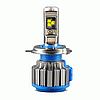 Светодиодные LED лампы T1 H4 для автомобиля | автолампы TurboLed | автомобильные лед лампы, фото 5