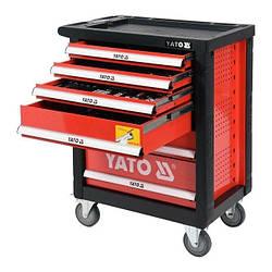 Тележка для инструментов Yato YT-55307 +185 елементов