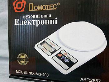 ВАГИ ЕЛЕКТРОННІ MS-400 Domotec