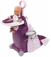 Игровой центр по уходу за куклой Baby Nurse Прованс Smoby 220346