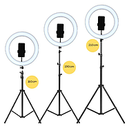 Кільцеві лампи / LED кільця