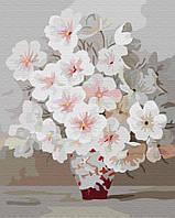 Картина по номерам на холсте Весеннее цветение, GX7331