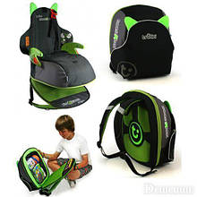 Рюкзак Trunki Boostapack рюкзак-бустер Green (TRUA-0041)