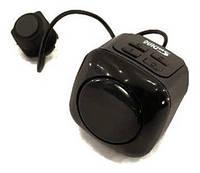 Велосипедный звонок сигнализация Sunding SD - 605 Черный