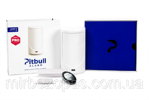 Комплект беспроводной сигнализации Pitbull Alarm Pro Basic, фото 2