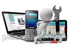 Ремонт залитого жидкостью, разбитого при падении мобильного телефона, планшета   Гарантия   Борисполь