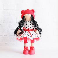 М'які іграшки - текстильна лялечка МАРГО