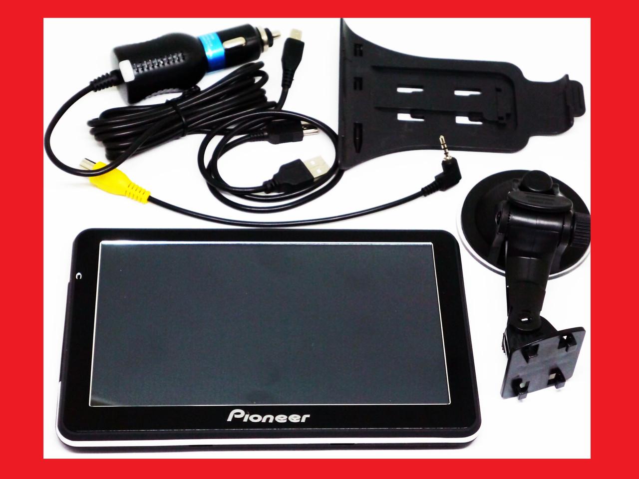7'' Планшет Pioneer D711 - GPS+ 4Ядра+ 8Gb+ Android