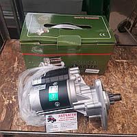 Стартер редукторный трактора ЮМЗ  12V 3,5 кв (усиленный)