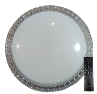 Светильник SMART LED с пультом 3000-4000-6500K 50W SAVONA круг ТМ LUMANO