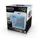 Портативный охладитель воздуха Camry 7318 3в1 (охлаждает, очищает и увлажняет) - LED 7 цветов, 50Вт, фото 6