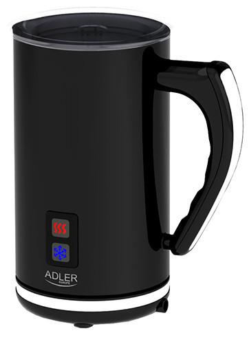 Вспениватель молока - с подогревом Adler AD 4478 мощность 500Вт