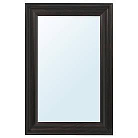 IKEA, HEMNES, Зеркало, черно-коричневый, 60x90 см (001.228.22)(00122822) ХЕМНЕС ИКЕА