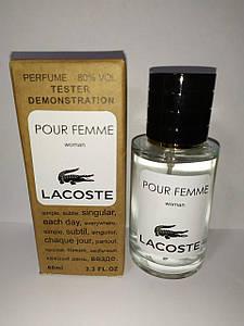 Тестер женский Lacoste Pour Femme 60 мл