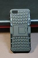 Чехол бампер силиконовый Apple iPhone 5/5s/se айфон Iphone 5 цвет Противоударный цвет черный