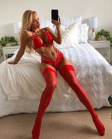 Эротическое белье. Сексуальное боди. Эротический комплект. Дропшиппинг(44 размер Размер М), фото 1