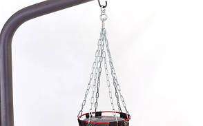 Цепь для боксерского мешка поворотная UR (6 лучей, металл, l-53 см)