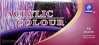 Набор акриловых красок Memory professional, 12х12 мл
