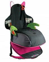 Рюкзак Trunki Boostapack рюкзак-бустер Розовый (TRUA-0046)