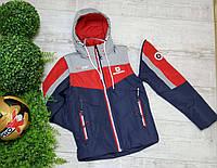 Куртка код 82-10WK  размеры на рост от 122 до 140 возраст от 134 до 158 лет, фото 1