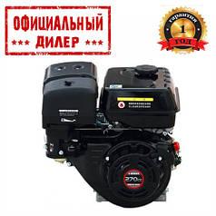 Бензиновый двигатель Loncin G270F (9 л.с.)