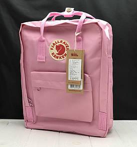 Рюкзак Канкен сумка портфель Kanken Fjallraven Classic текстиль рефлективное лого
