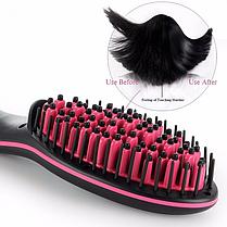 Расческа выпрямитель simply straight artifact, расческа для волос, фото 2