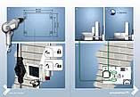 Компактна каналізаційна станція Multilift MSS.11.1.2 1x230 для установки в приміщенні, фото 6