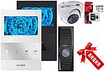 Безкоштовна доставка усіх Комплектів відеодомофонів