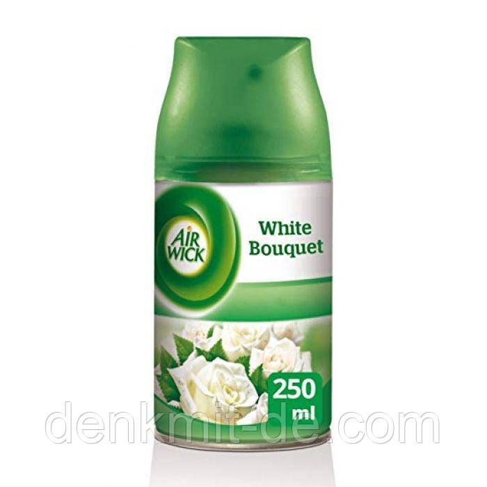 Сменный аэрозольный баллон к Air Wick Freshmatic Райские цветы, 250 мл