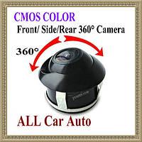 Камера для авто 360градусов (перед. зад, бок), фото 1