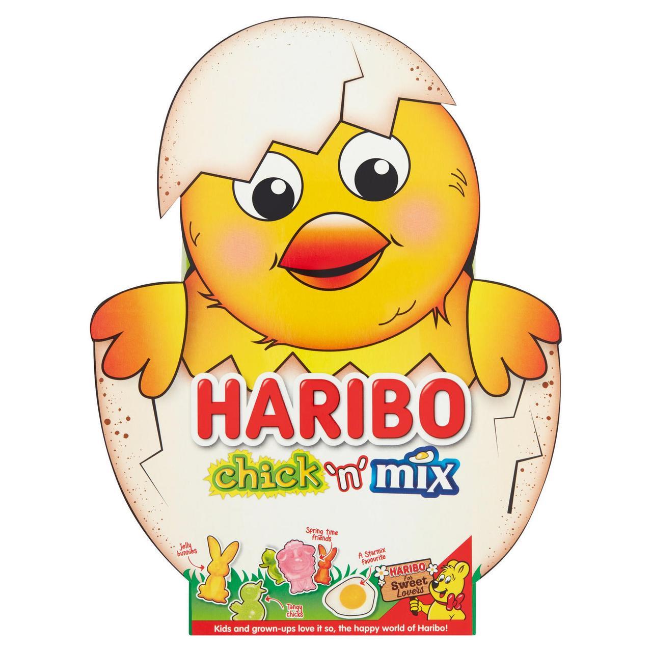 Haribo Chick N Mix Gift Box, 200g