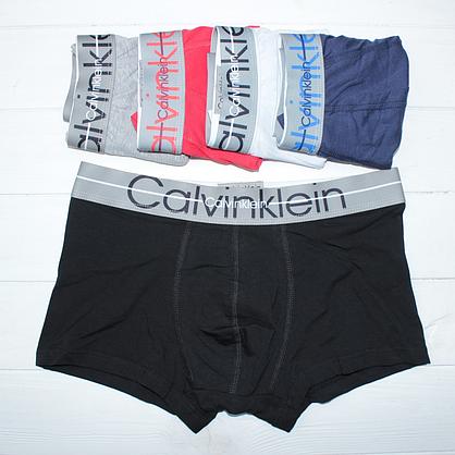Мужские брендовые трусы Calvin Klein в подарочной упаковке набор 3 шт, фото 3