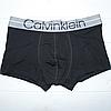 Мужские брендовые трусы Calvin Klein в подарочной упаковке набор 3 шт, фото 2
