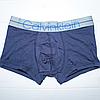 Мужские брендовые трусы Calvin Klein в подарочной упаковке набор 3 шт, фото 4