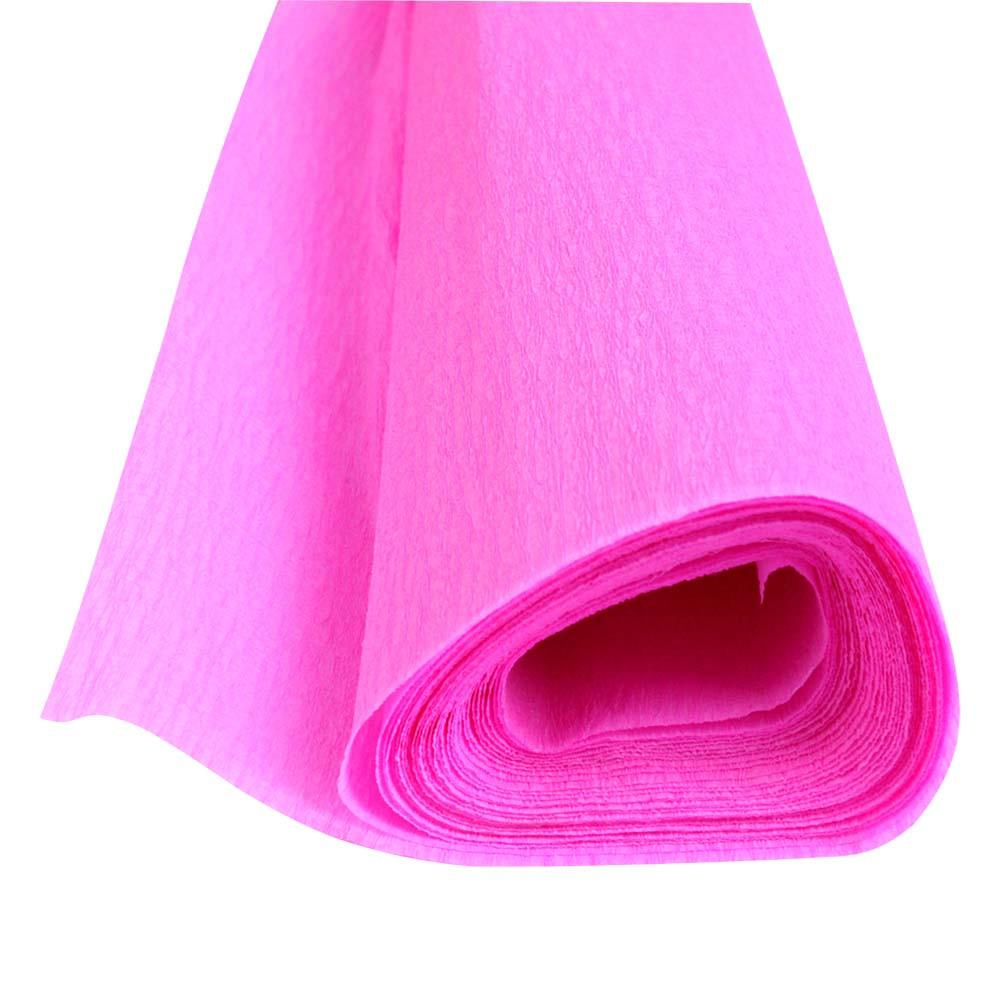 Папір крепований Herlitz 50х250см 32г рожевий (253054)