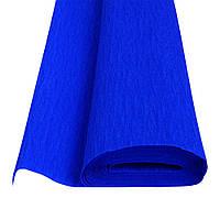 Папір крепований Herlitz 50х250см 32г синій (253088)