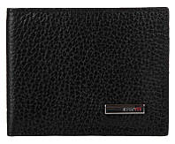 Зажим мужской KARYA 17090 кожаный Черный, фото 1