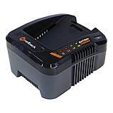 Потужний акумуляторний садовий тріммер Redback 120V без акумулятора та ЗП, фото 6